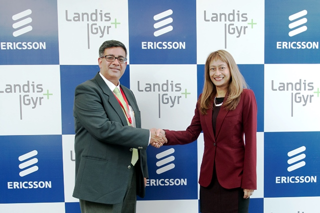 Ericsson and Landis+Gyr partner to empower Smart Metering and Smart Grid projects in the Middle East